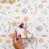 Lili Graffiti Gift Wrap -