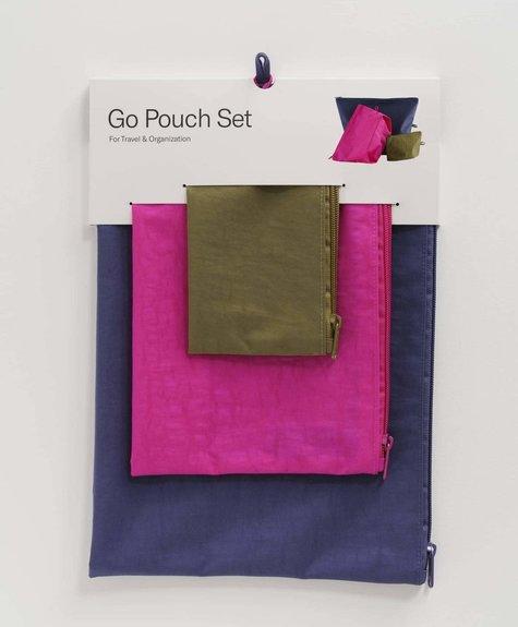 Baggu Go pouch - Memento