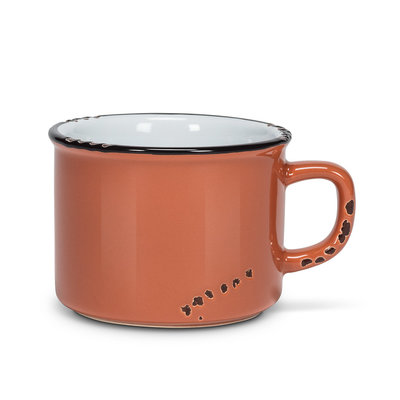 Abbott Tasse cappuccino rétro -