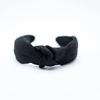 Femme Faire Headband Textured Knit -  Black