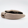 Femme Faire Headband Textured Knit -  Clay