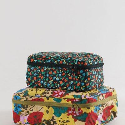 Baggu Rangement Cube Set - Attic Floral