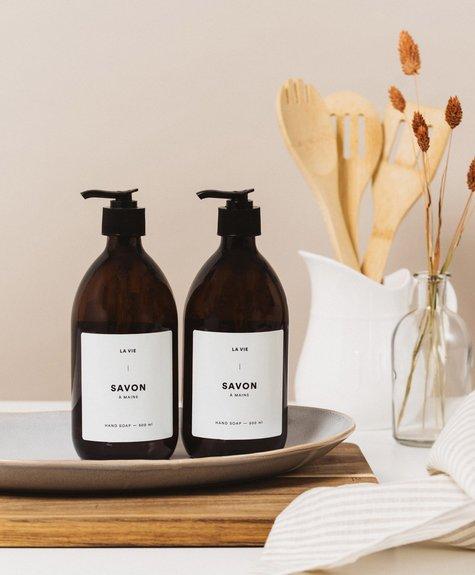 La Vie Apothicaire Hand Soap -  La Vie Apothicaire