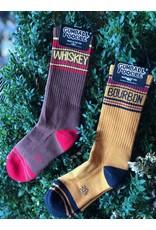 Gumball Bourbon Crew Sock