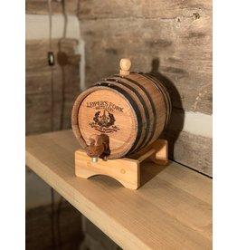 Barrels Online 1 Liter Branded Charred Barrels