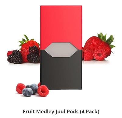 JUUL Flavor Pods Fruit Medley