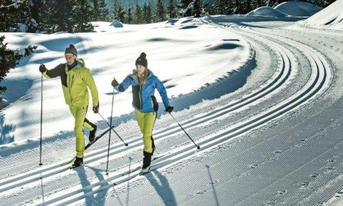 Atelier ski de fond