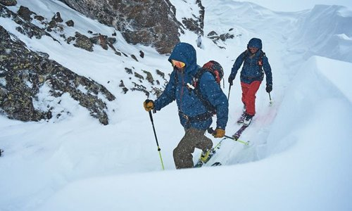 Soldes de vêtements alpin