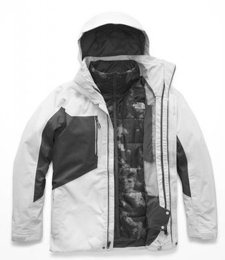 The North Face Manteau The North Face Clement Triclamate