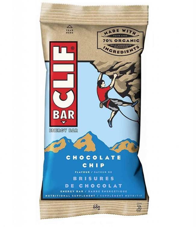 Clif Barre énergétique Clif brisures de chocolat