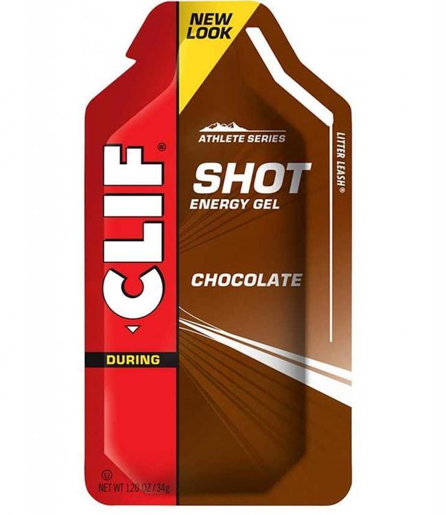 Clif Clif Shot chocolat