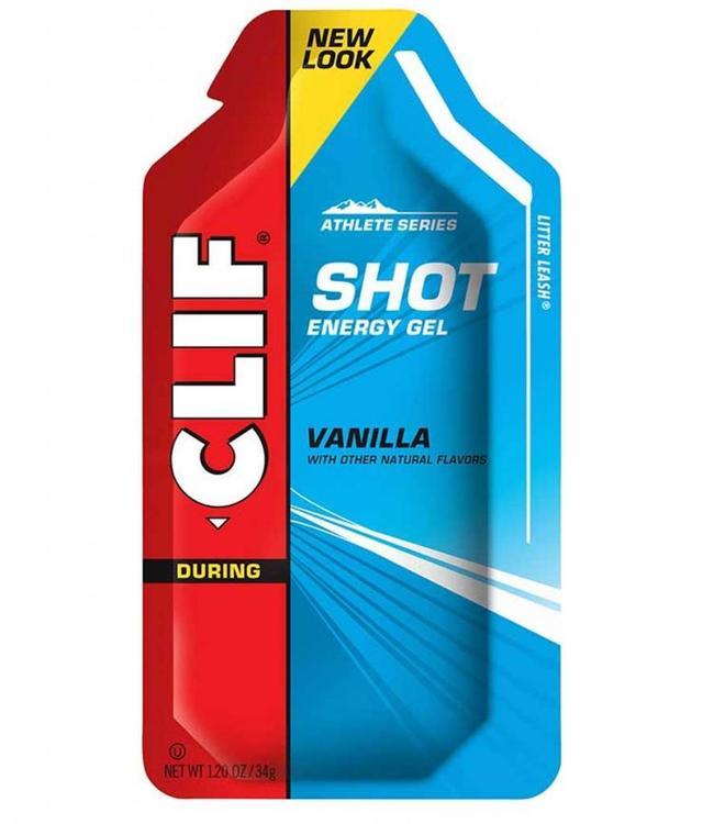 Clif Clif Shot vanille