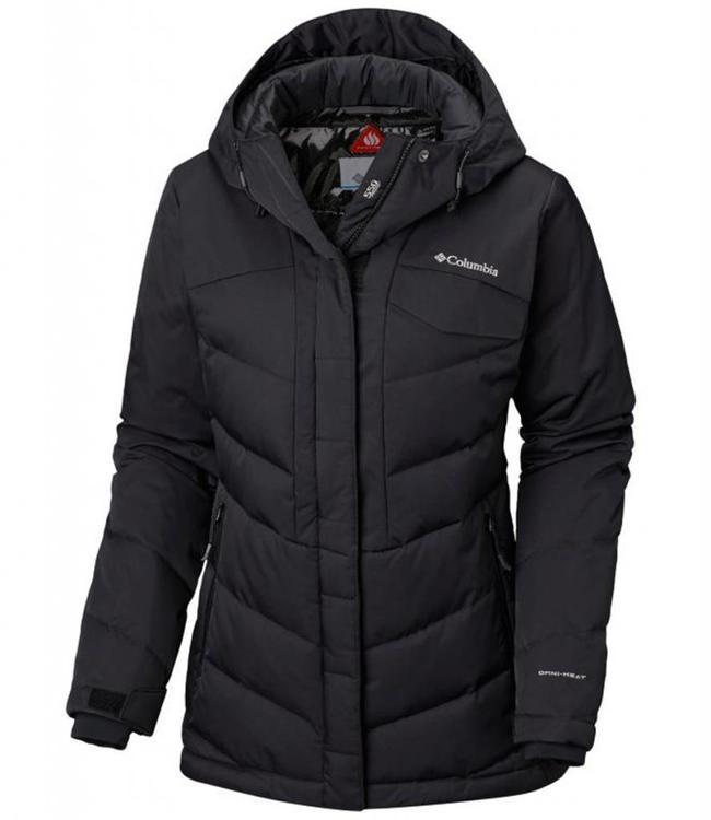Manteau ski femme duvet