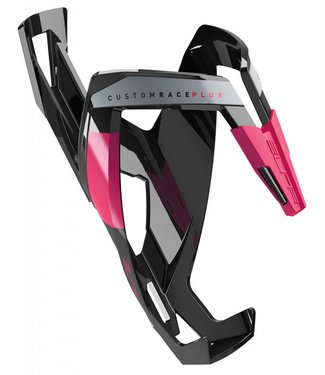 Elite Porte-bidon Elite Custom Race Plus noir et rose