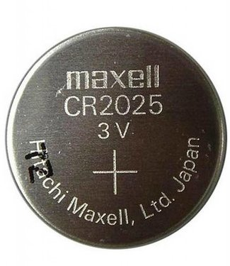 Maxell .Batterie Maxell CR-2025