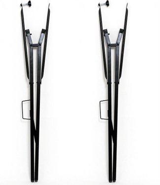 Swix Jambes rabattables pour profils de ski de fond Swix