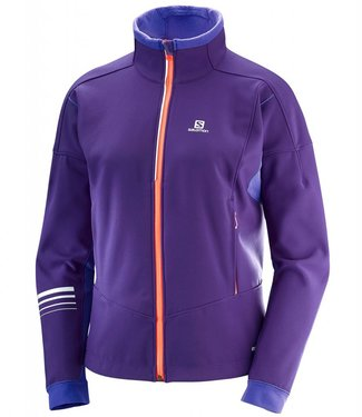Salomon Manteau Salomon Lightning Warm Shell JKT