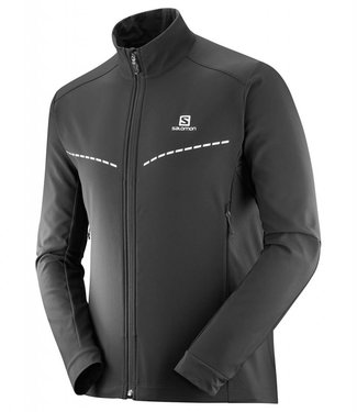Salomon Manteau Salomon Agile Softshell JKT