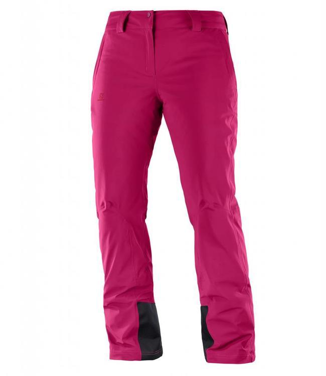 united kingdom first look new products Pantalon Salomon Icemania (femme)
