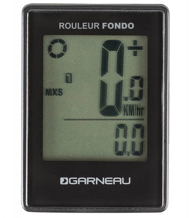 Louis Garneau Cyclomètre Louis Garneau Rouleur Fondo