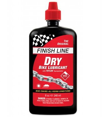 Finish Line Lubrifiant Finish Line (8 oz) Dry Lube Teflon Plus