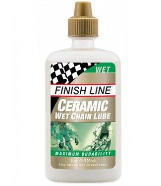 Finish Line Lubrifiant Finish Line (4 oz) Ceramic Wet Chain Lube