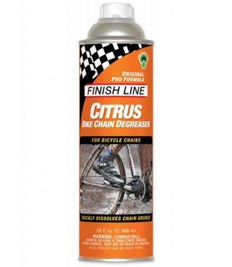 Finish Line Biosolvent Finish Line (20 oz) Citrus Bike Chain Degreaser