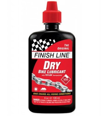 Finish Line Lubrifiant Finish Line (4 oz) Dry Lube Teflon Plus
