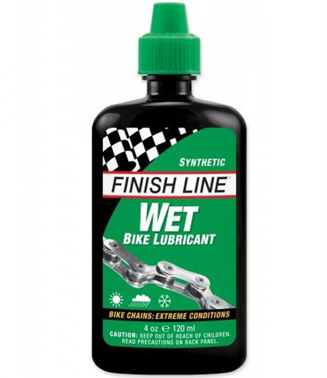 Finish Line Lubrifiant Finish Line (4 oz) Wet