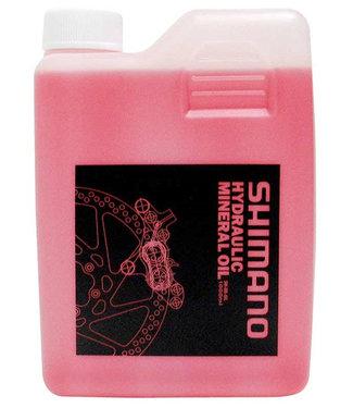 Shimano Huile minérale Shimano pour freins à disque