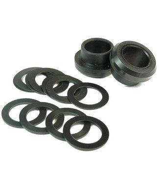Wheels Manufacturing Adaptateur BB/PF30 universel pour pédalier 24 mm