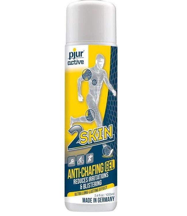 Pjur Active Pjuractive 2 Skin anti-frottement (100 ml)