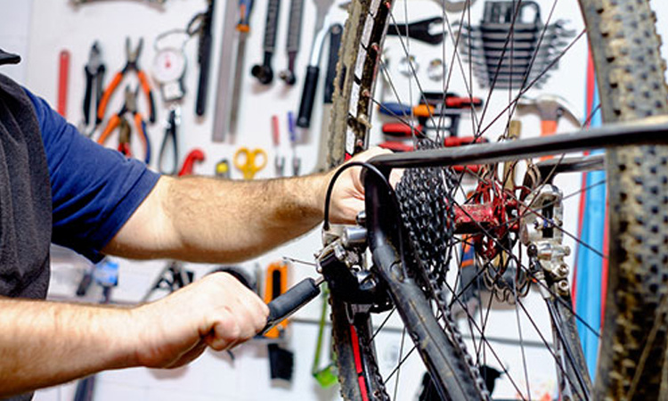 Vérification printanière de votre vélo