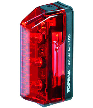 Topeak Lumière arrière Topeak Redlite Aero USB