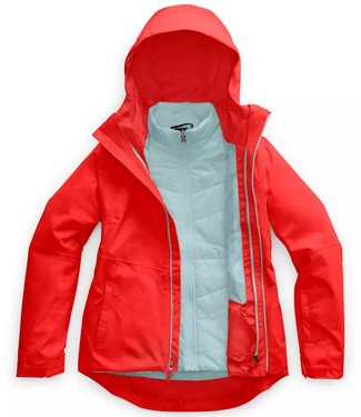 The North Face Manteau The North Face Triclimate Clementine.
