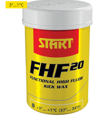 Start Fart Start Kick Fluor FHF20 Yellow