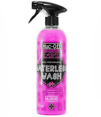 Muc-Off Nettoyant Muc-Off eBike Waterless Wash