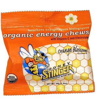 Honey Stinger Jujubes Honey Stinger orange