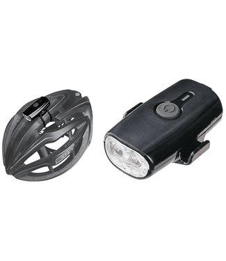 Topeak Lumière Topeak Headlux 250 USB pour casque.
