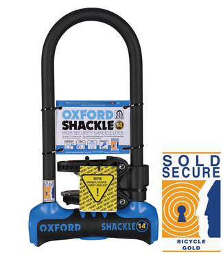 Oxford Cadenas Oxford Shackle 14 U-Lock