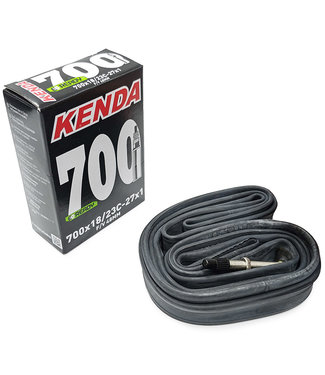 Kenda Tube 700 x 18-23c (27 x 1) Presta 48 mm