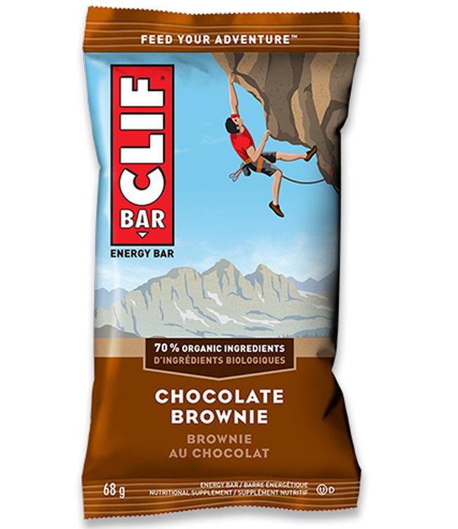 Clif Barre énergétique Clif Brownie au chocolat