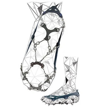 Life Sports Gear Crampons Spike Pro