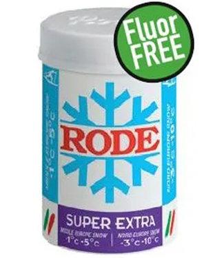Rode Fart Rode Super Extra