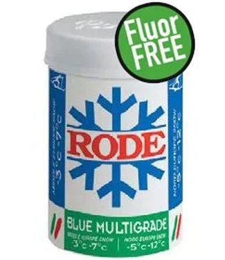 Rode Fart Rode Bleu Multigrade