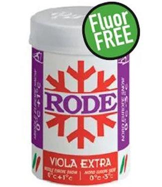 Rode Fart Rode Violet Extra.