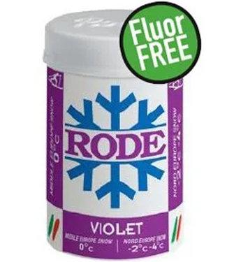 Rode Fart Rode Violet.