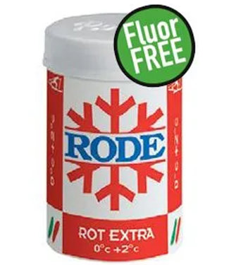 Rode Fart Rode Rot Extra.