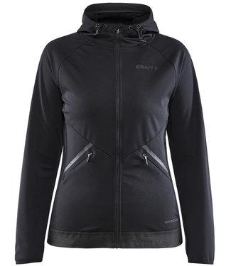 Craft Manteau Craft Glide Hood Jacket.