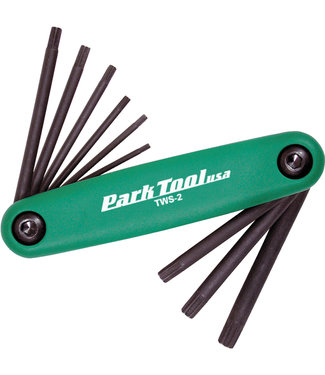 Park Tool Multi-outils Park Tool Torx TWS2